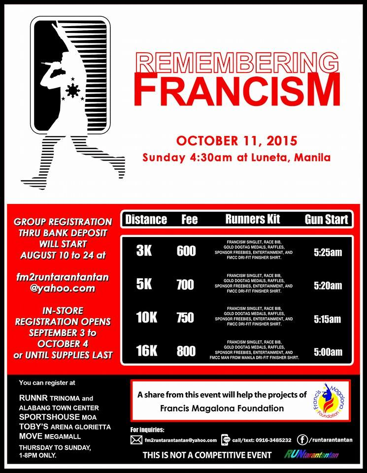 Remembering-FrancisM-2015-Poster