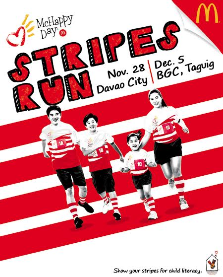 McHappy-Day-Stripes-Run-Poster